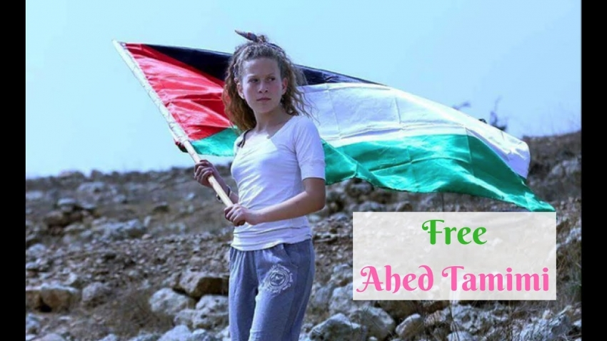 Why Israel fears Ahed Tamimi!