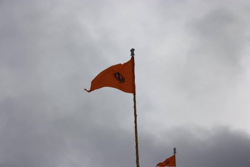 Those incensed with the hoisting of a Sikh flag on Red Fort should actually be angry over the tableau of Ram temple in Republic Day parade of a secular nation