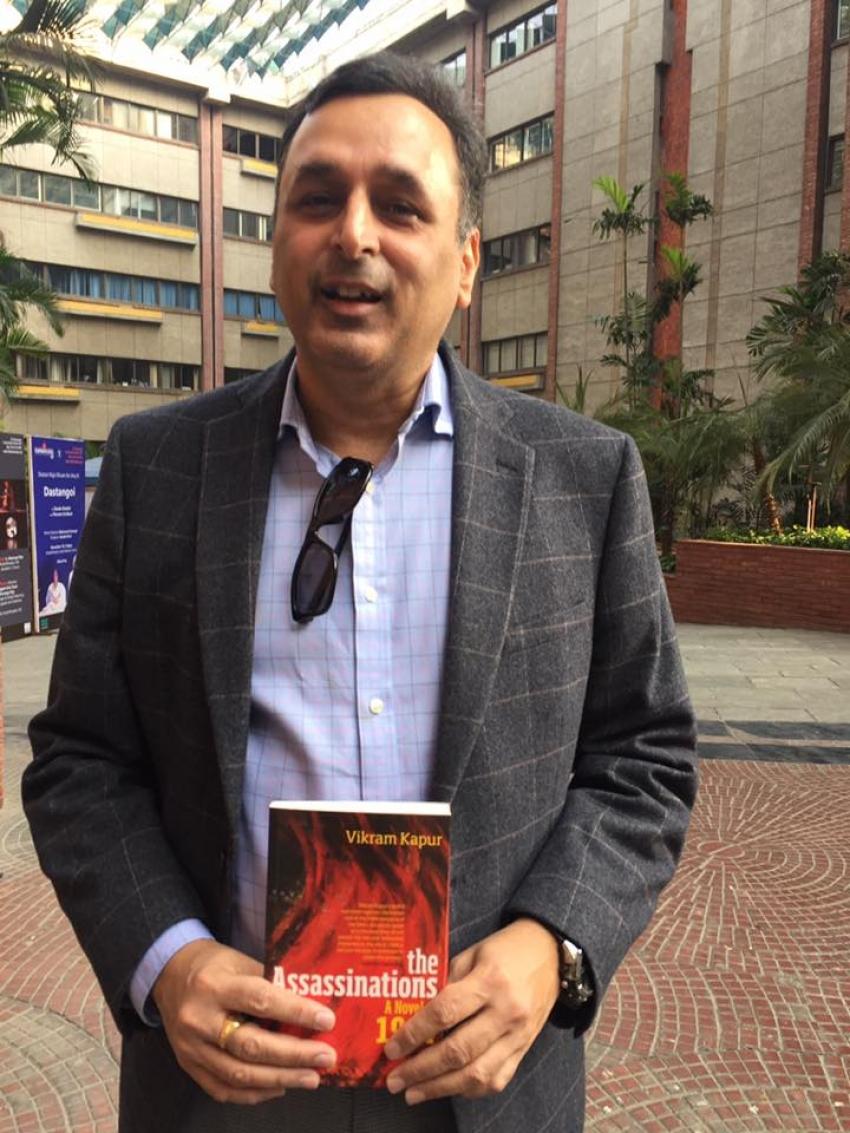 New novel on anti Sikh massacre released