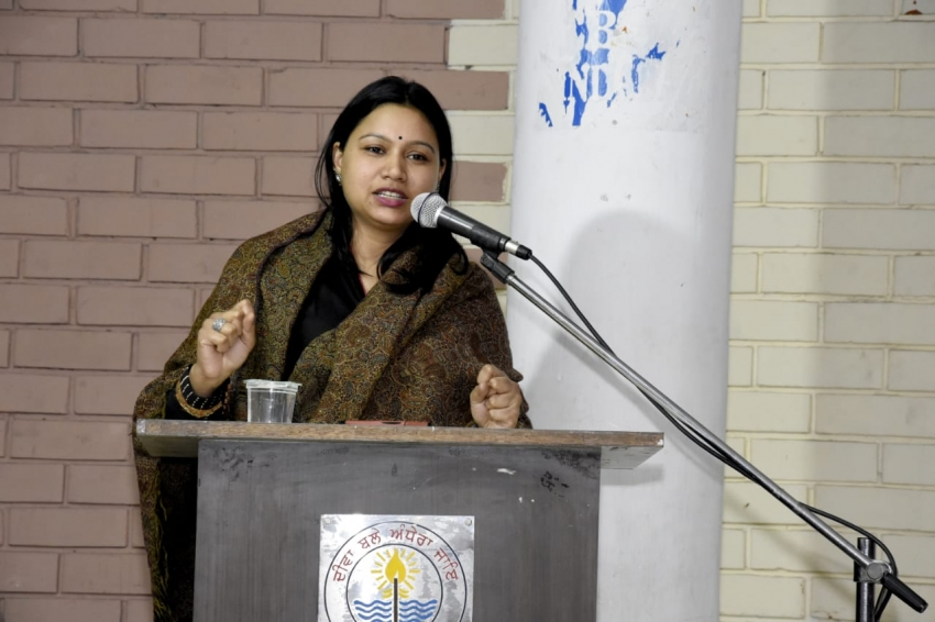 Journalist who exposed Residential School-like system in India honoured