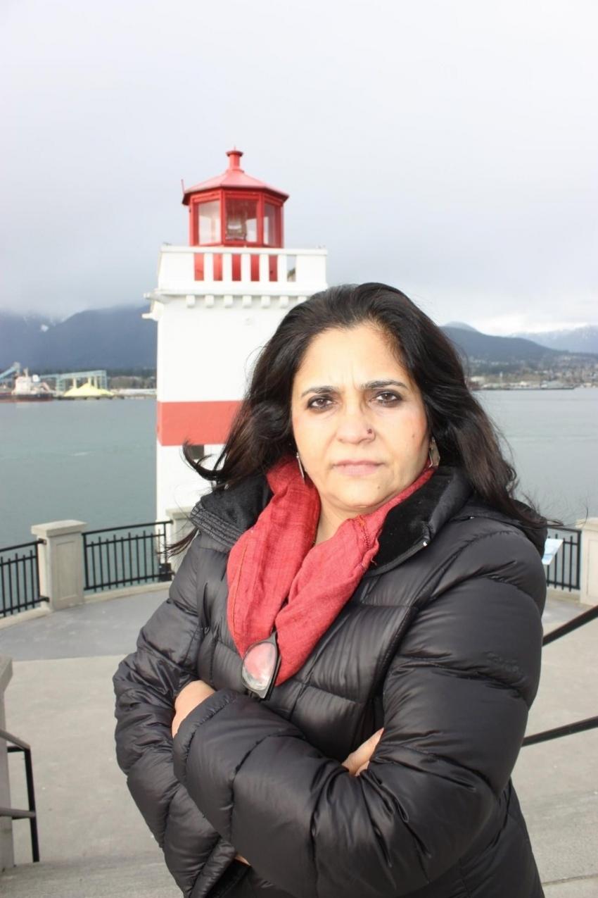 UBC confers honorary degree on Teesta Setalvad