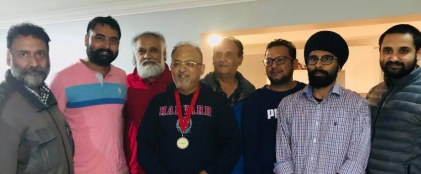 IAPI honours journalist who exposed the mysterious death of Justice Loya