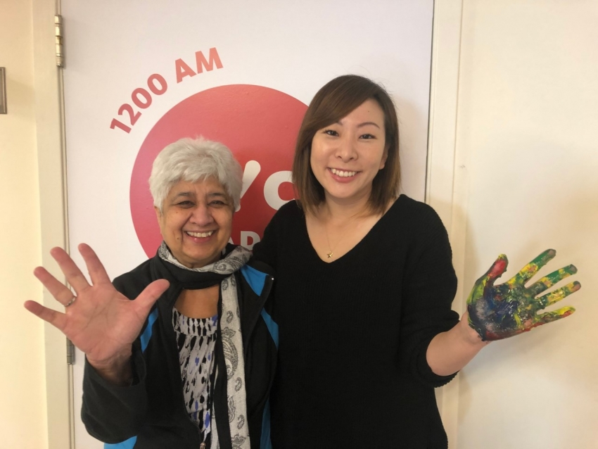 Seasoned broadcaster and anti-racism campaigner calls for an end to hate against Chinese people