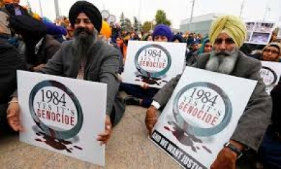 Notable parallels between Kristallnacht and Sikh massacre of 1984